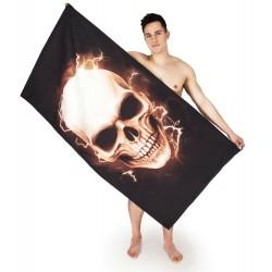 Funny uterák lebka 160x80