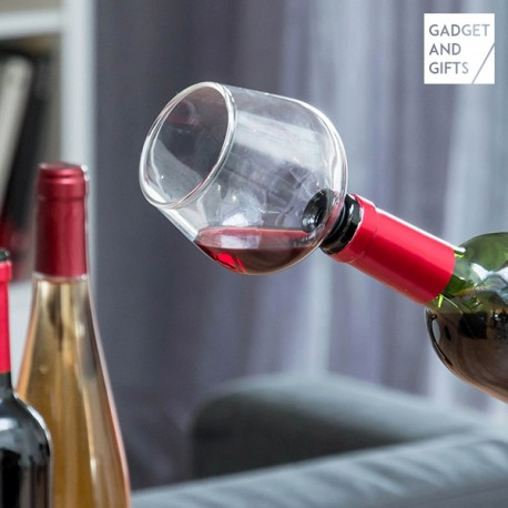 Gadgets and Gift Zátka na víno - POHÁR