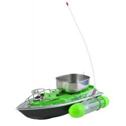 RC Zavážacia rybárska loď zelená