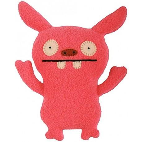 DR Plyšové hračky Ugly Dolls 18cm Růžová