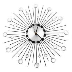 Nástenné hodiny CRYSTAL 50cm