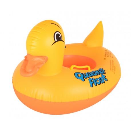 6788 DR Detský plávací kruh kačička 63x45cm