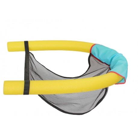 DR Pěnové plovoucí křeslo do vody Žlutá