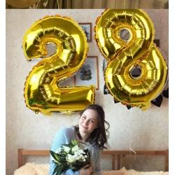 Balón číslo 75cm