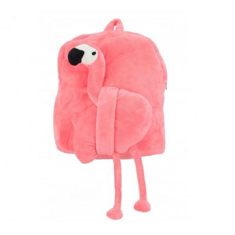 Detský ruksačik plyšový plameniak