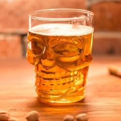 Pollitrový pohár lebka Doomed 0,5l