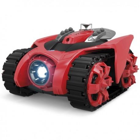 Auto na dálkové ovládání PUCK ZEGA bluetooth 4.0 červená
