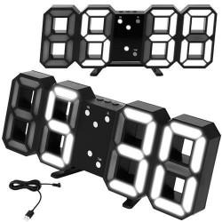 Digitálne nástenné hodiny