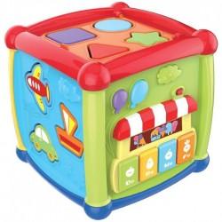 Interaktívna hracia kocka - Baby Mix