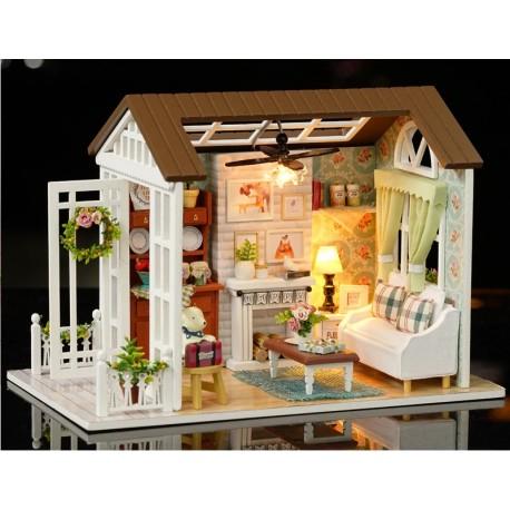 6995 DIY Model - Malý domček pre babiky