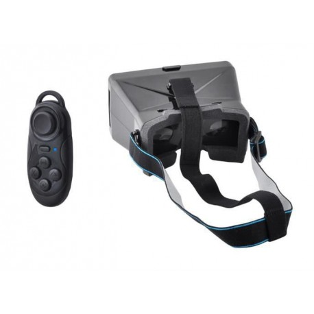 3D brýle - google VR s dálkovým ovládáním