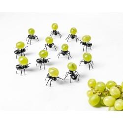 Napichovátka na jednohubky - mravce