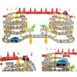 Viacúrovňová autodráha