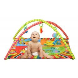 Detská hracia deka s hrazdičkou
