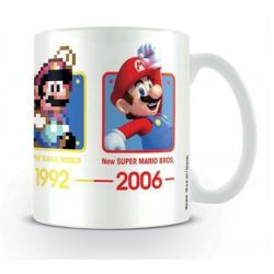 Keramický hrnček Super Mario Bros - 300 ml