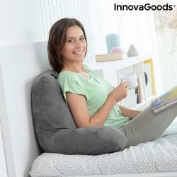 Vankúš na čítanie Huggilow InnovaGoods Wellness Relax
