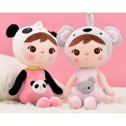7516_3 Metoo bábika - Panda 46cm