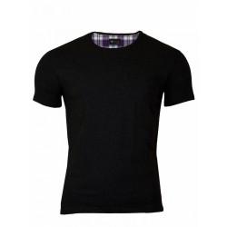 Pánske tričko VS-PT1902 čierne