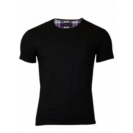 VERSABE Pánske tričko VS-PT1902 čierne XXL