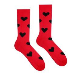Veselé ponožky HESTY - Valentín ONA
