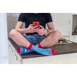 Veselé ponožky HESTY - Taktik