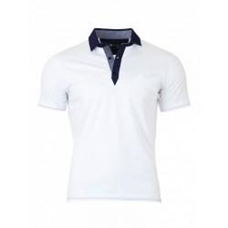 Pánske Polo tričko biele VS-PO 1901