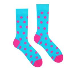 Veselé ponožky HESTY - Ružový panter