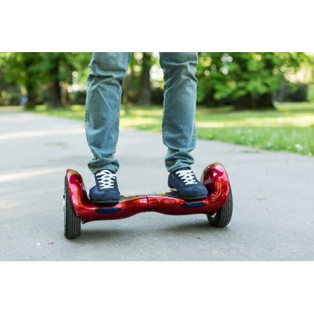 HOVERBOARDING