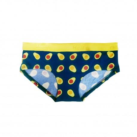 HESTY Veselé dámske nohavičky HESTY - Avokádo XL