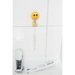 Vtipné držiaky na zubné kefky EMOJI 6 rôznych modelov
