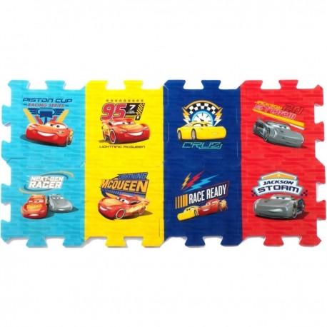 TREFL penové puzzle Cars 3/Auta 8ks