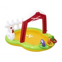 Nafukovacie hracie centrum Farma Bestway