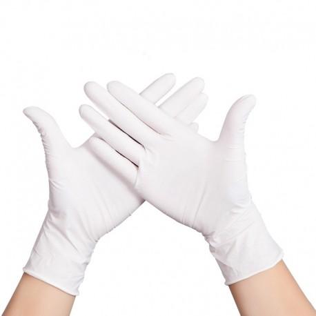 Nitrylové rukavice nepudrované - balenie 100 ks S