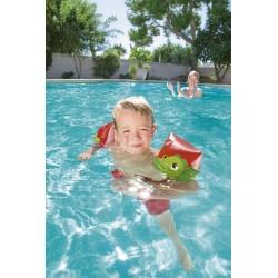 32115 Rukávniky na plávanie Dino 23x15 cm Bestway