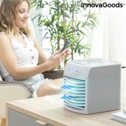 Prenosná odparovacia klimatizácia s LED svetlom Innovagoods