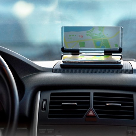 DR 145749 Držiak na mobil do auta so zrkadlom