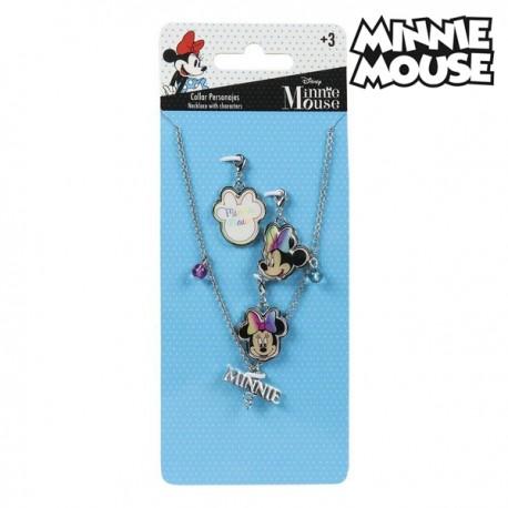 71338 DR Dievčenský náhrdelník Minnie Mouse