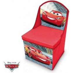 Box na hračky 2v1 Cars