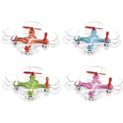 MINI quadrocoptera 4CH X-DRON 6-AXIS CX-10 UFO