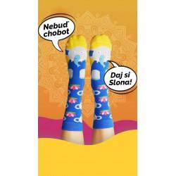 Veselé ponožky HESTY - Sloník