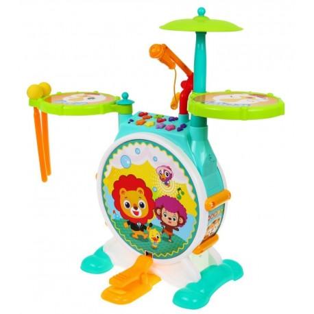 ZA2833 DR Farebné bubny pre najmenších