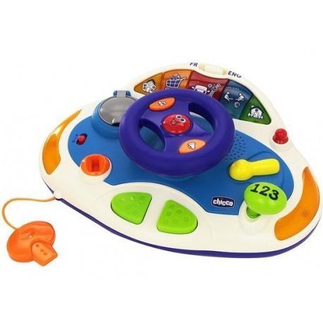 ZA3652 DR Interaktívny volant pre deti Chicco