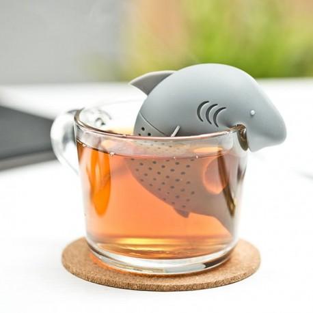 Sítko na čaj - žralok