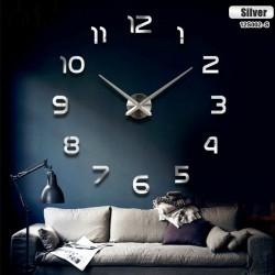 Nalepovacie nástenné hodiny 80-120cm