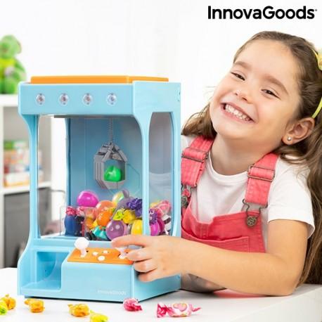 Automat na lovenie sladkostí so svetlom a zvukom - modrý