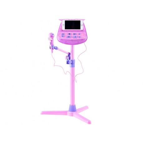 0111 Detské karaoke so stojanom a mikrofónom - DREAM STAR