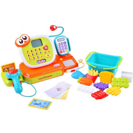 3520 Interaktívna pokladňa pre deti s angličtinou