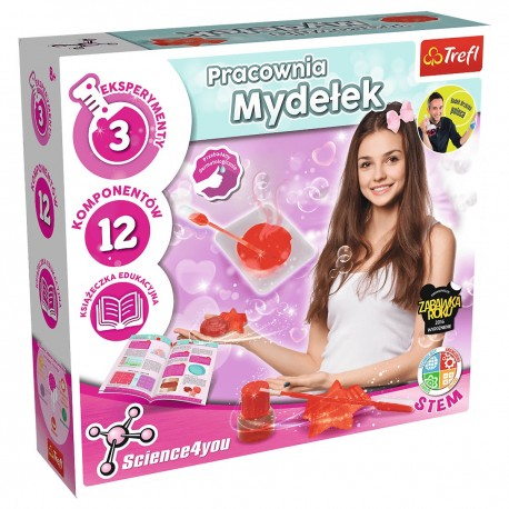 61114 Sada na výrobu mydla