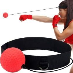 Boxovacia loptička na hlavu