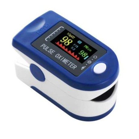 Pulzometer na prst - Oxymeter